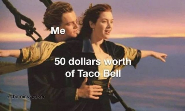 Food Memes (34 pics)