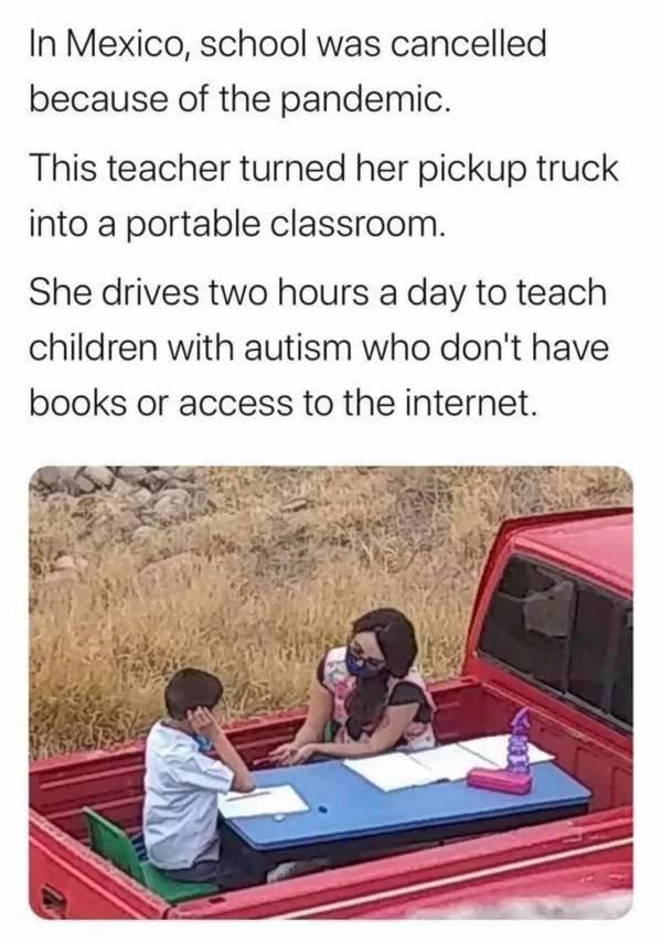 True Heroes (18 pics)