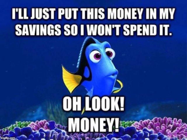 Memes About Money (42 pics)