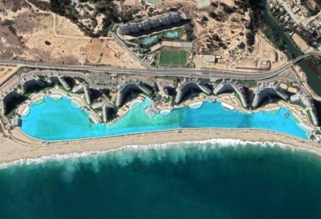 Interesting Places Found Via 'Google Earth' (15 pics)