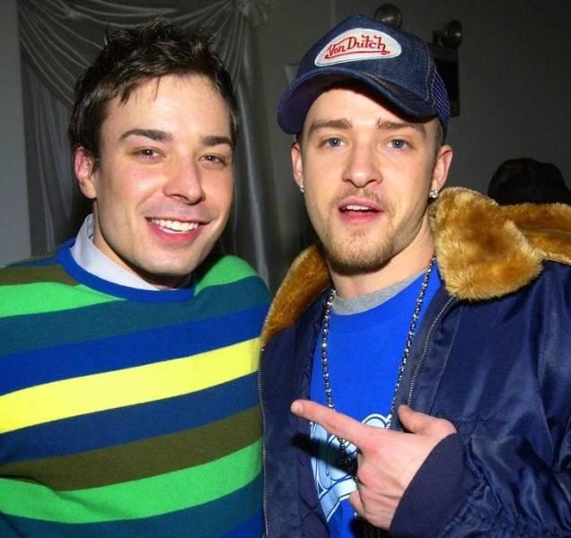 Celebrity Friendships (9 pics)