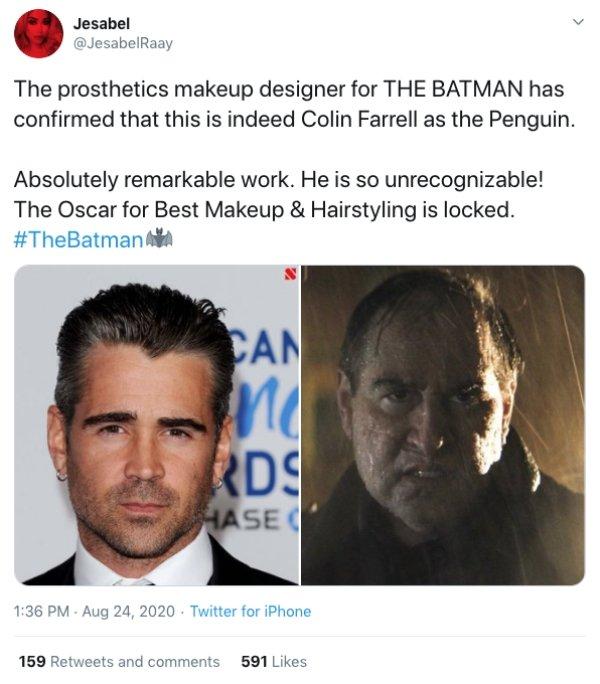 Internet Responds To 'The Batman' Trailer (13 pics)