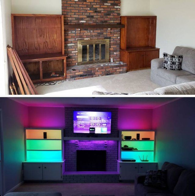 Great House Renovations (19 pics)