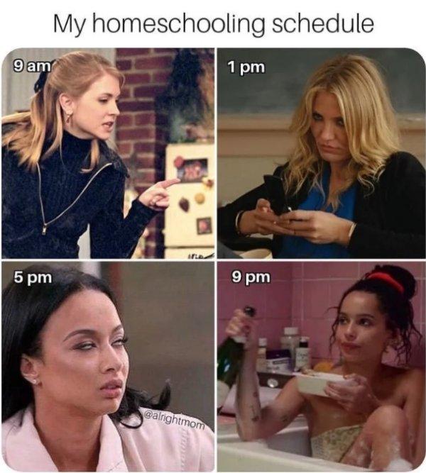 2020 School Memes (39 pics)