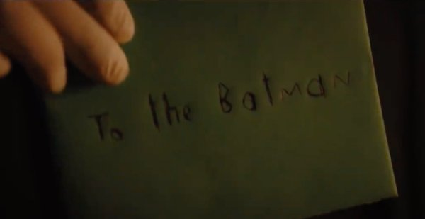 The New Batman Trailer: The Riddler's Riddle Has Been Already Solved (19 pics)