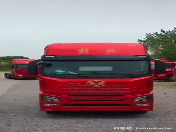 Luxury Chinese Truck