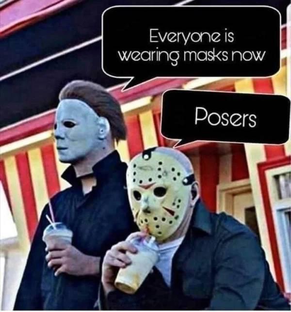 Halloween Memes (28 pics)