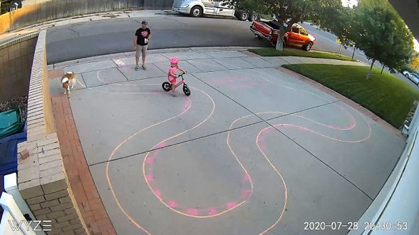 A Racetrack For A Neighbor's Kid (24 pics)