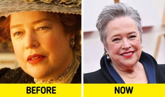 'Titanic' Cast: Then And Now (14 pics)