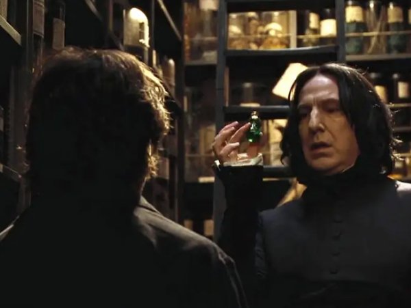 Interesting Facts About Severus Snape (12 pics)