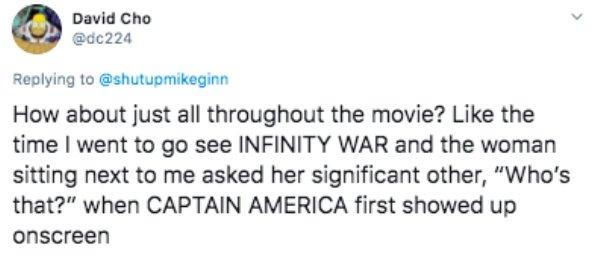 Stupid Things People Say At The Cinema (24 pics)