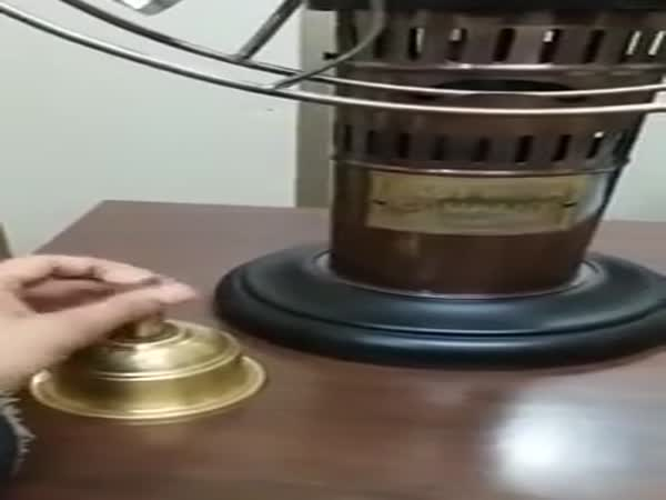 Yes, This Old Fan Really Works