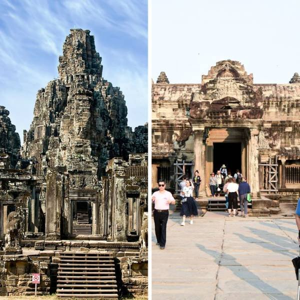 Tourist Attractions: Expectations Vs. Reality (17 pics)