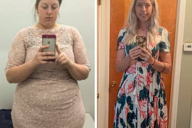 Amazing Weight Loss (44 pics)