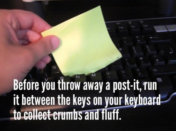 Useful Lifehacks (19 pics)