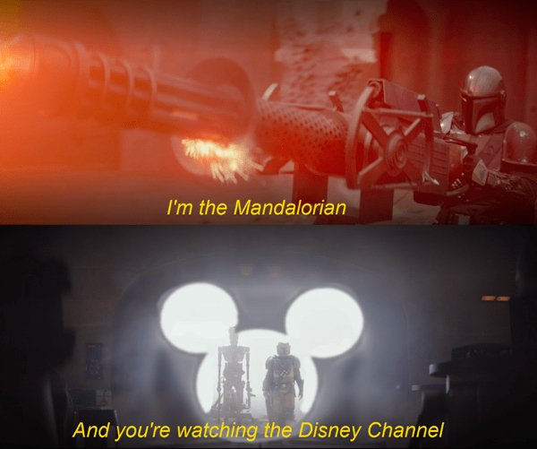 Mandalorian Memes (29 pics)