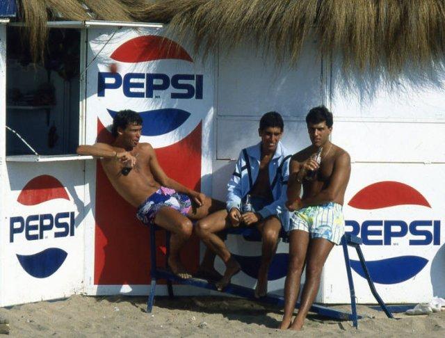 80's Beach Life (40 pics)
