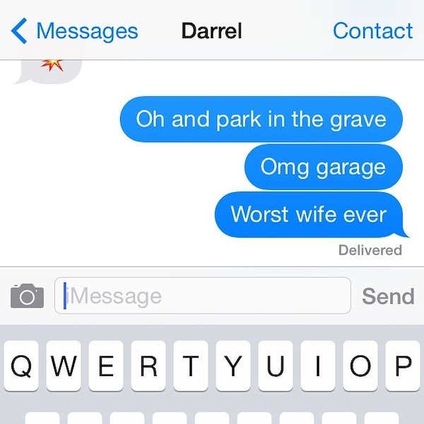 Wives And Girlfriends Fails (28 pics)