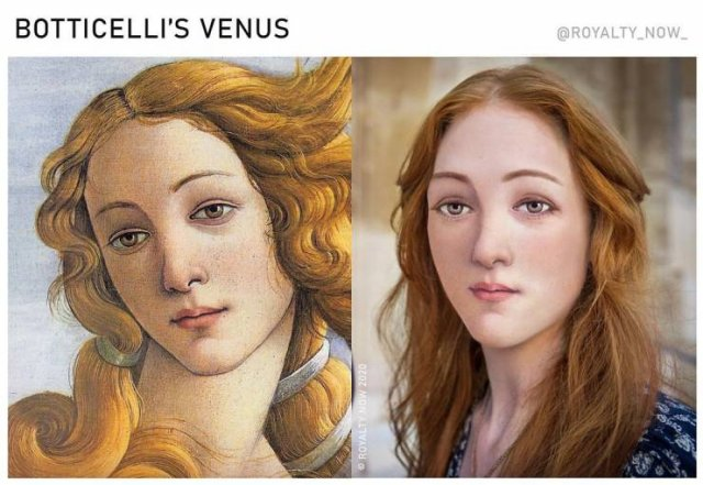 Becca Saladin Shows How Historical Figures Would Look Like In Modern World (17 pics)