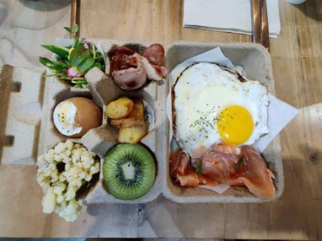 Weird Food Presentation (19 pics)