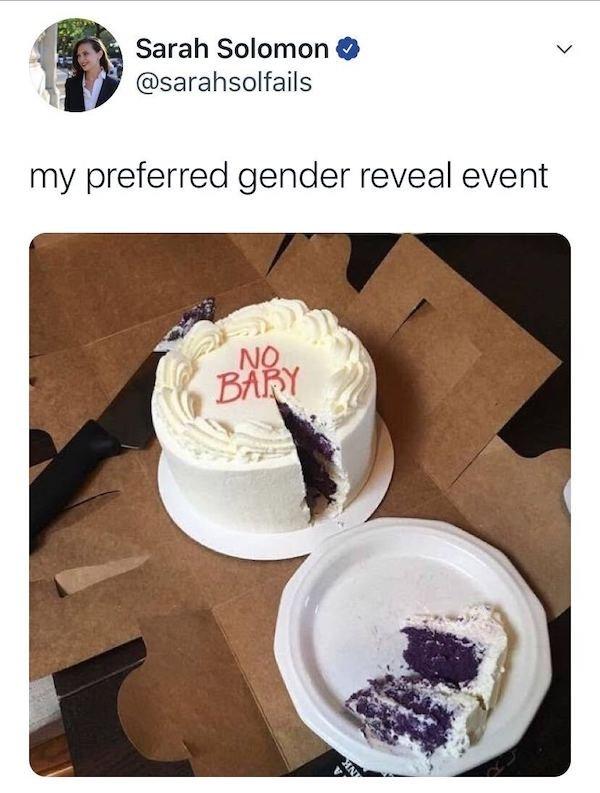 Gender Reveal Memes (34 pics)