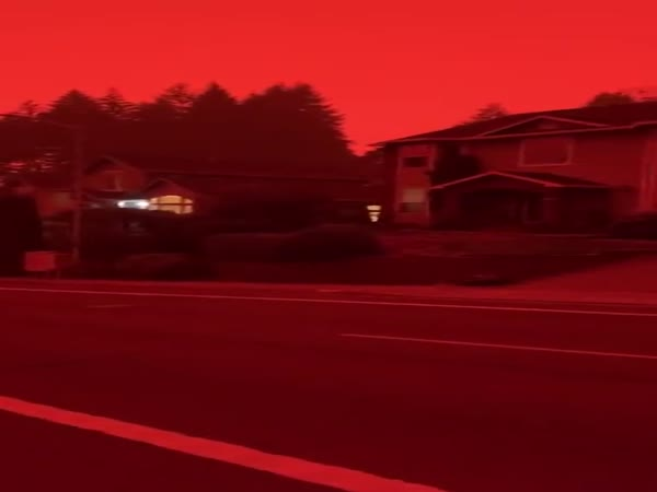 Red Skies At Night Out West