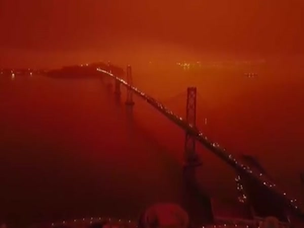 San Francisco With Blade Runner 2049 Music
