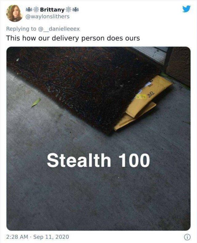 Delivery Fails (19 pics)