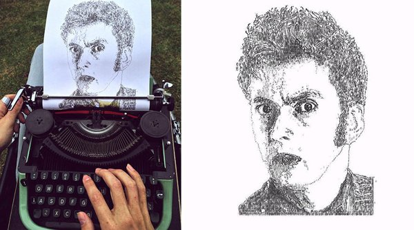Typewriter Images (31 pics)