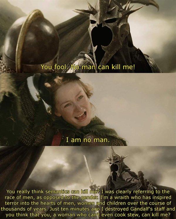 LOTR Memes (26 pics)