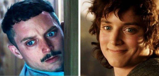 Actors Unusual Roles (16 pics)