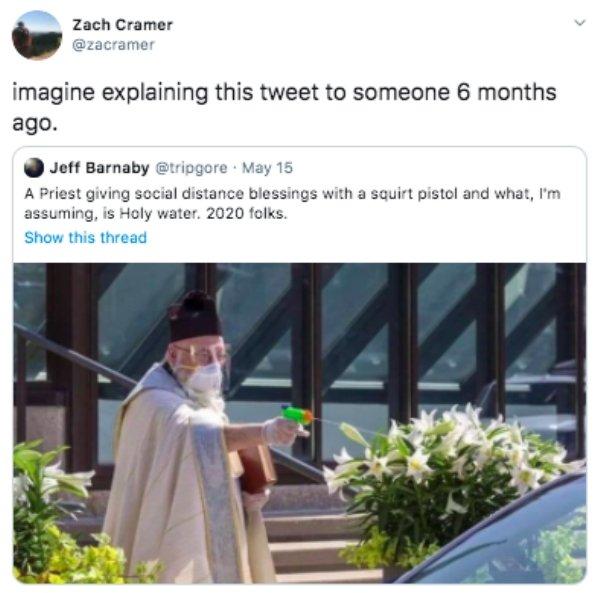 Quarantine Tweets (28 pics)
