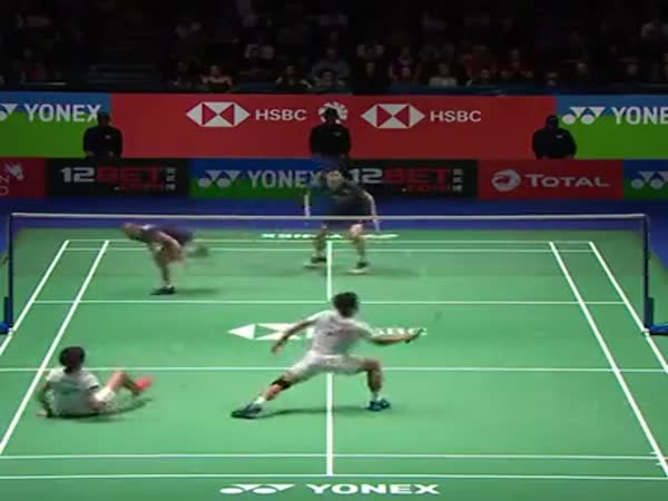 One Of The Best Badminton Matches
