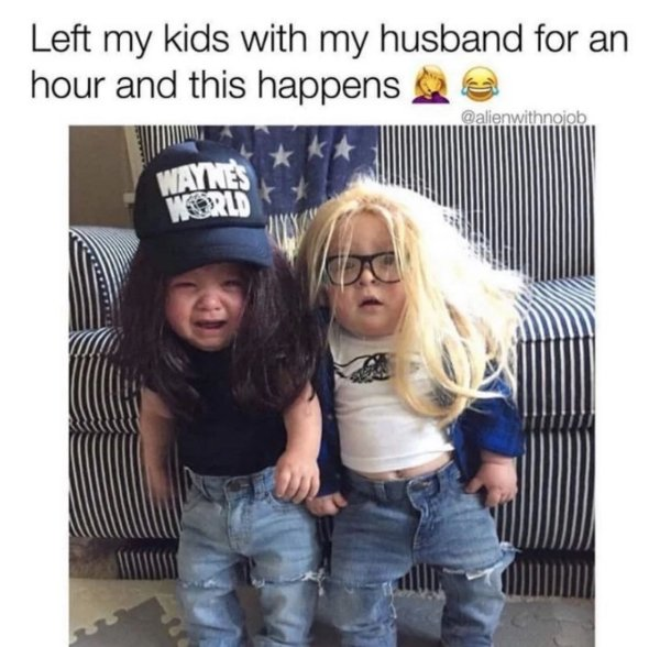 Living With Children (31 pics)