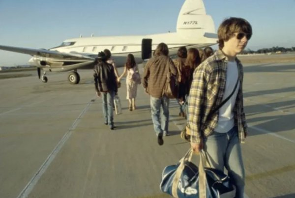 'Almost Famous' Movie Facts (20 pics)