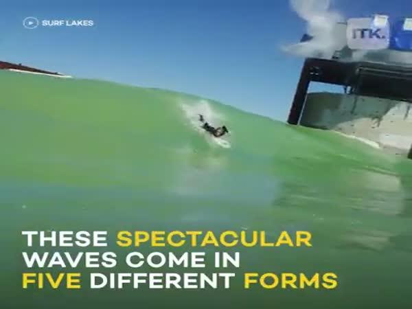 Amazing Wave Machine