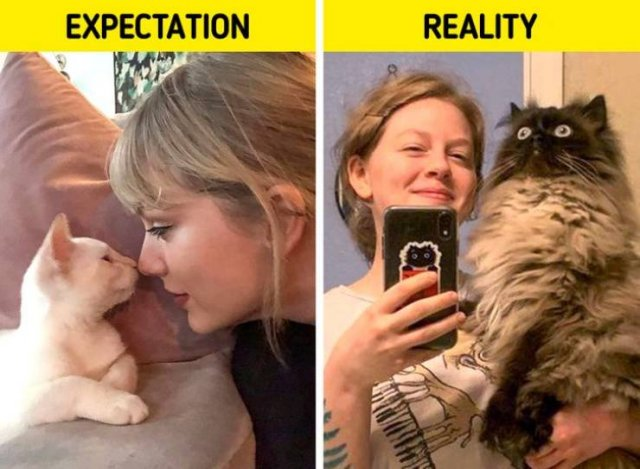 Expectations Vs. Reality (21 pics)