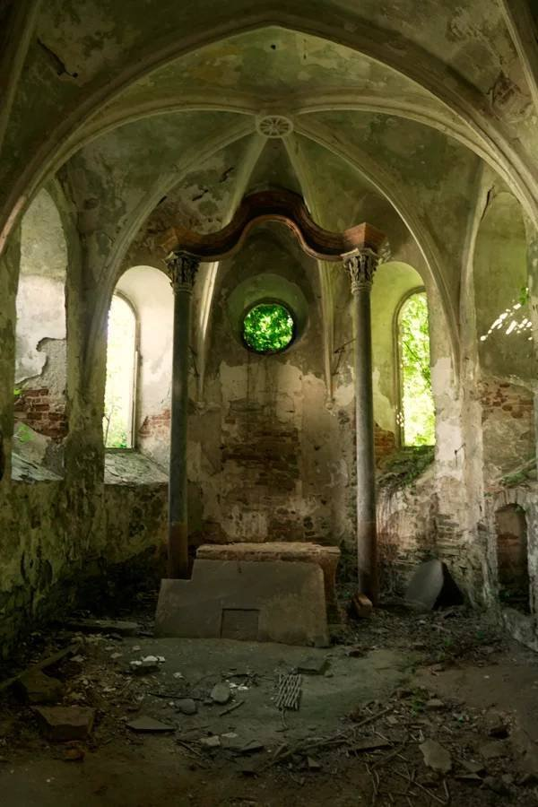 Abandoned Places (31 pics)