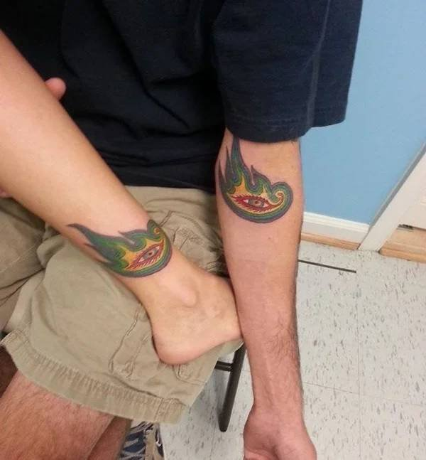 Family Matching Tattoos (20 pics)