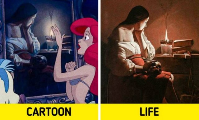 Hidden Details In Movies And Cartoons (13 pics)