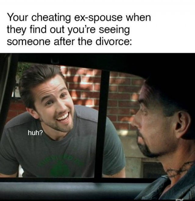 Memes About Cheating On (22 pics)