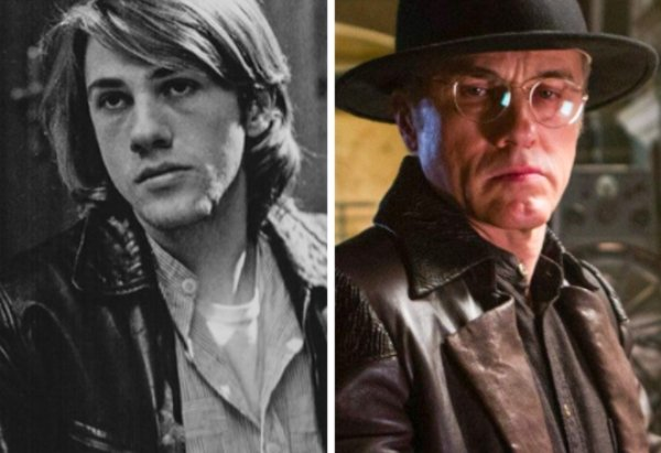 Actors In Their First And Latest Role (22 pics)