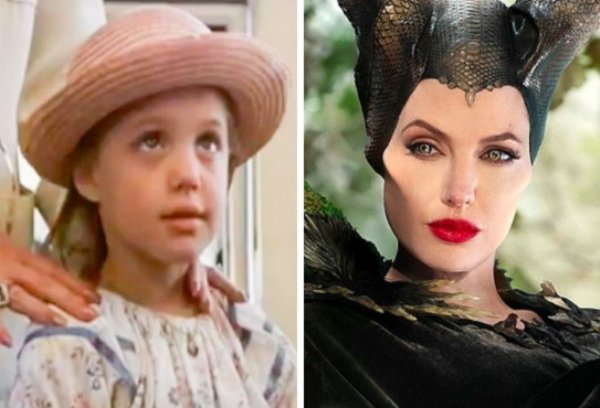 Actors In Their First And Latest Role (23 pics)