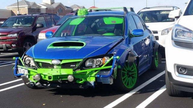 Weird Cars (50 pics)