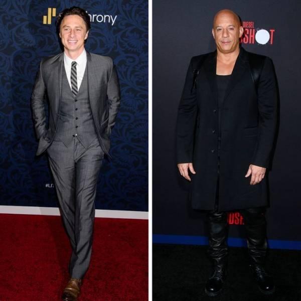 Real Celebrities Height (24 pics)