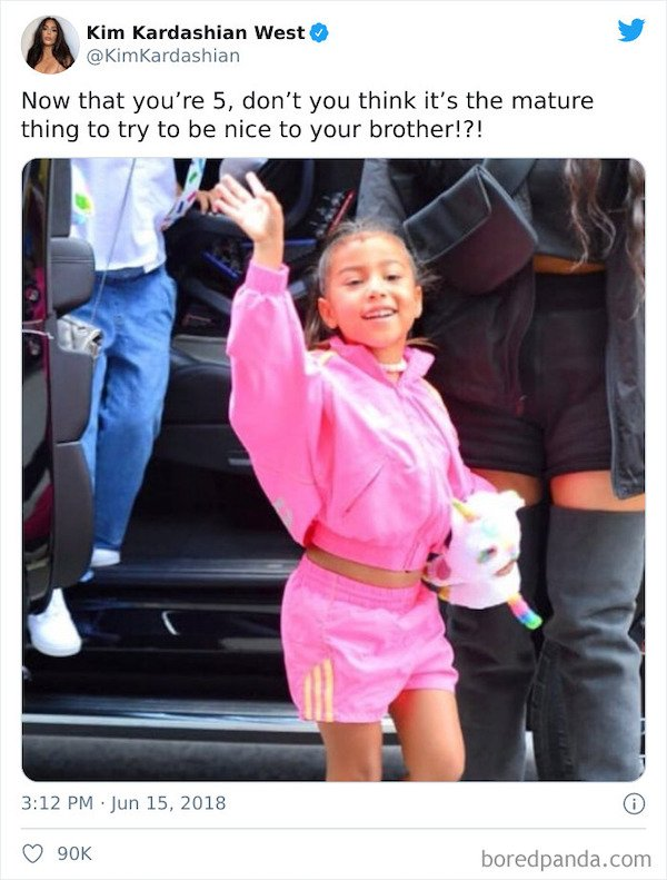 Celebrities Troll Their Children (22 pics)