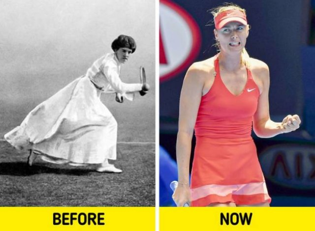 How Common Things Looked Like In Past Times (21 pics)
