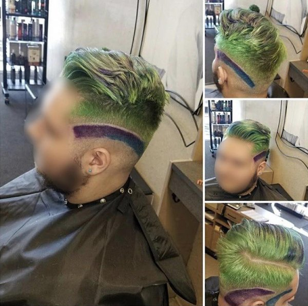 Weird Hairstyles (31 pics)