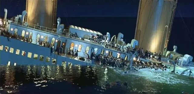 Facts About The 'Titanic' Catastrophe (18 pics)