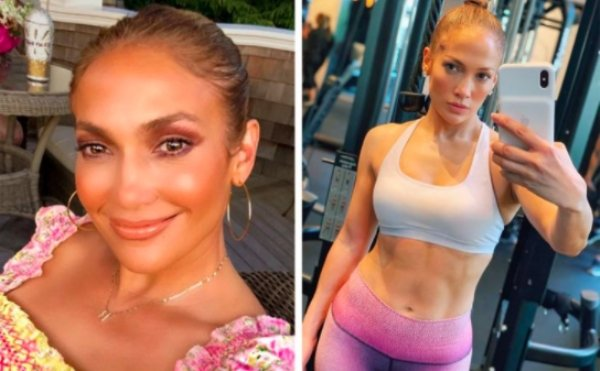 Celebrities Over 50 In A Great Shape (19 pics)
